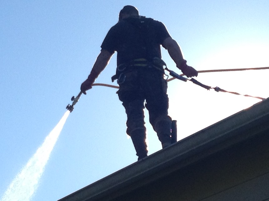 Roof Cleaning Cedar Roof Cleaning Moss Removal