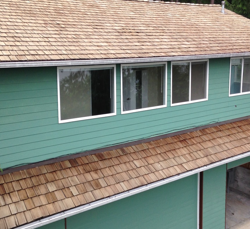 Cedar Shake Roof Repairs Cleaning And Restoration Peak Of Perfection Roof Cleaning
